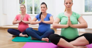 25. Schwangerschaftswoche (SSW) – mal links, mal rechts