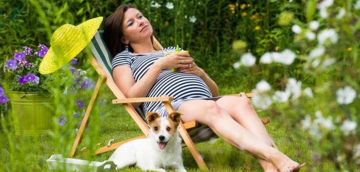 33. Schwangerschaftswoche (SSW) – der 9. Monat beginnt