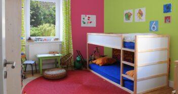 Hochbett im Kinderzimmer: Tipps zum Kauf von Hochbetten.