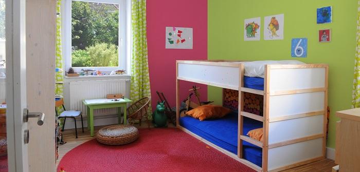 hochbett im kinderzimmer tipps zum kauf von hochbetten. Black Bedroom Furniture Sets. Home Design Ideas