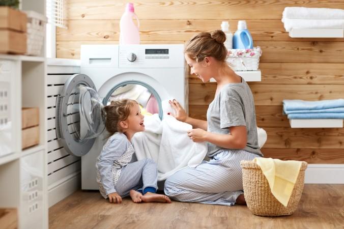 Vor dem ersten Tragen sollte Kinderkleidung immer gewaschen werden. Auch danach ist ein regelmäßiges Waschen empfehlenswert. Dabei bitte auf die Herstellerangaben achten. (#2)