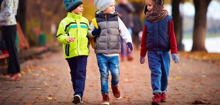 Kinderschuhe und die aktuellen Trends