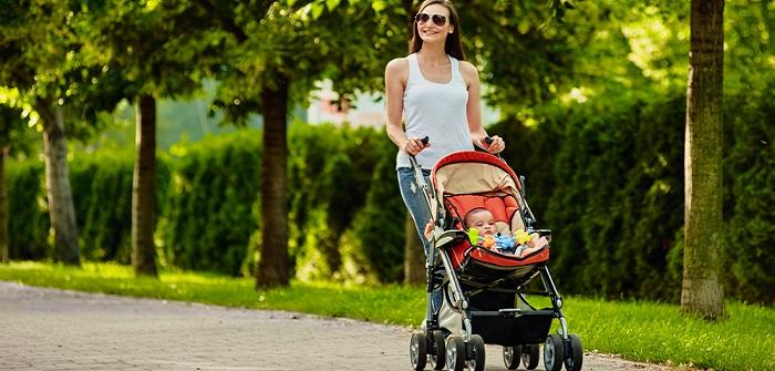 Kinderwagenarten: Bequem mit Kind von A nach B