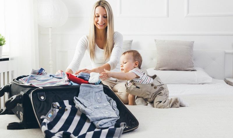 Die richtige Kleidung für Kinder mitzunehmen, gleicht immer ein wenig einem Glücksspiel. (#04)