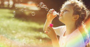 Regenbogenkinder: Kinder mit besonderem Karma