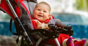 Stylischer Kinderwagen: Die Kinderwägen von heute einfach zu händeln und superschön