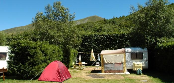 Campingplatz: Auvergne bietet die Schönsten!