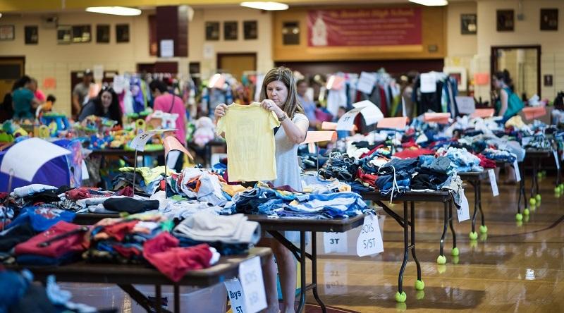 Für die Eltern von Kindern, die unter Allergien leiden, ist der Kauf gebrauchter Kleidungsstücke eine besonders interessante Option. (#04)