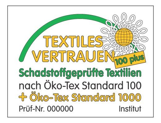 """Siegel wie """"Textiles Vertrauen"""" oder der """"Öko-Tex Standard 100"""" garantieren den Eltern eine einwandfreie Qualität. (#07)"""