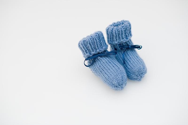 Babysocken: So einfach kann man Babysocken häkeln