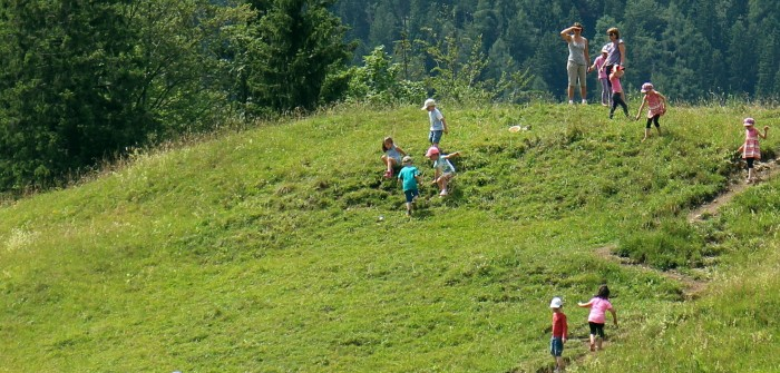 Wandern im Allgäu: mit Kindern auf Tour - Tipps für die Vorbereitung und Packliste