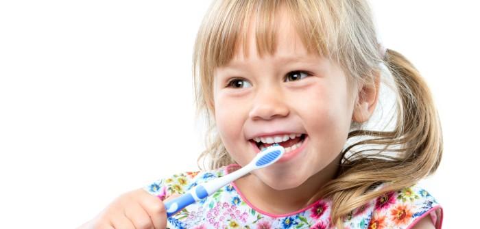 Zahnpflege für die Kleinsten